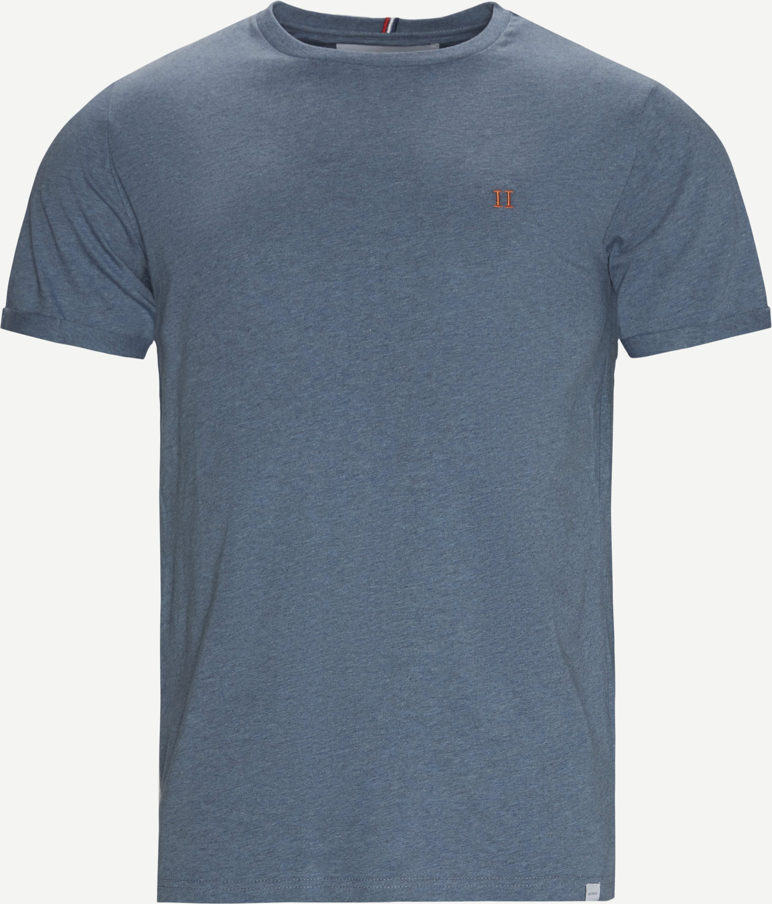 Nørregaard T-shirt - T-shirts - Regular fit - Blå